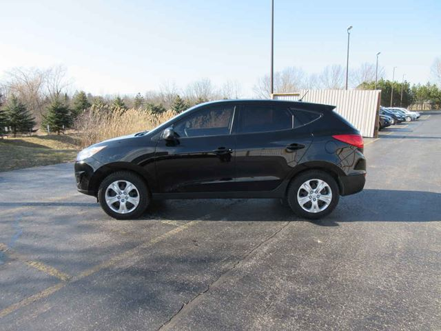 2013 Hyundai Tucson Gl Black Haldimand Motors Wheels Ca