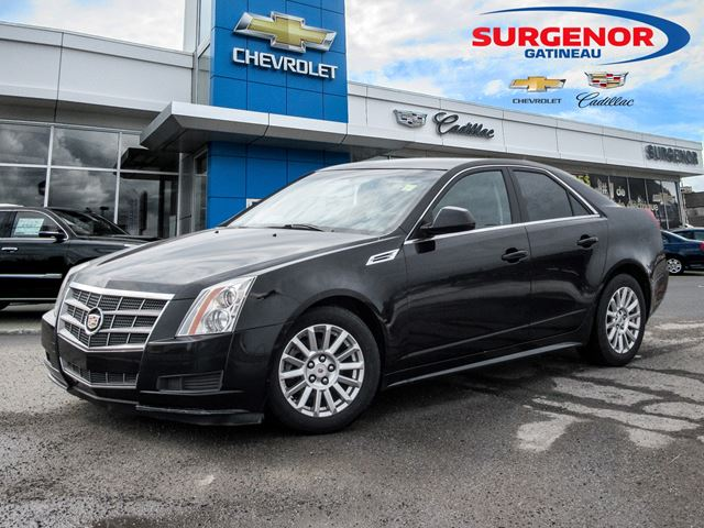 2010 CADILLAC CTS           in Gatineau, Quebec