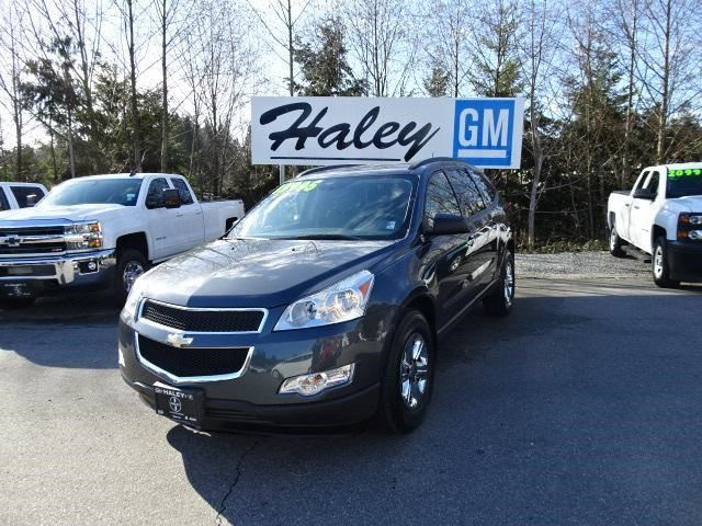 2011 Chevrolet Traverse LS in Sechelt, British Columbia