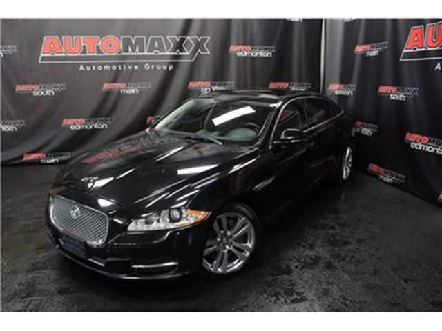 2013 JAGUAR XJ SERIES XJ XJL Portfolio LWB! Loaded!! in Calgary, Alberta