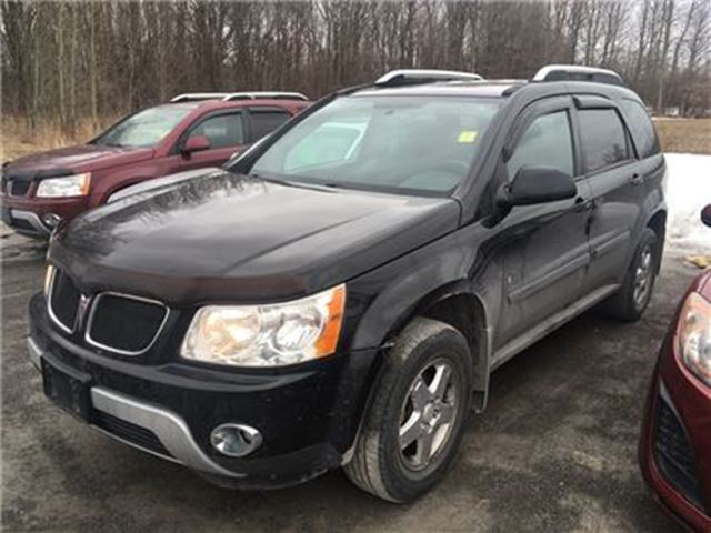 2008 PONTIAC TORRENT GT in Ottawa, Ontario