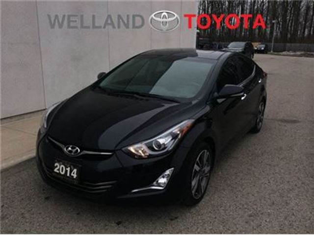 2014 HYUNDAI ELANTRA Limited in Welland, Ontario