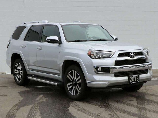 2015 Toyota 4Runner Limited in Penticton, British Columbia