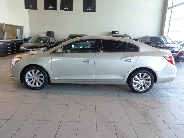 2015 BUICK LACROSSE LEATGR - Heated Leather Seats, Panoramic Moonroof, B/U Cam, Remote Start. in Red Deer, Alberta
