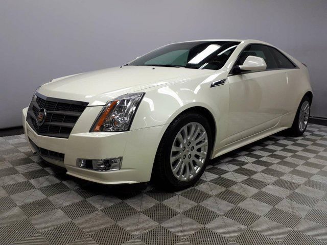 2011 CADILLAC CTS Premium - Local 2nd Owner Trade In   2 Sets of Tires   Very Low KMs   Leather Interior   Heated/Cooled Front Seats   Memory Seat   Dual Zone Climate Control with AC   Heated Steering Wheel   Bluetooth   Power Sunroof   BOSE Audio   Factory Remote Sta in Edmonton, Alberta