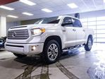 2014 Toyota Tundra Platinum 5.7L Crew Max, Leather, Navigation, Heated and Cooled Seats, Backup Camera, Parking Sonar in Edmonton, Alberta