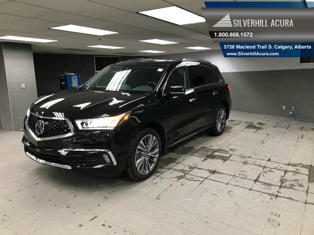 2017 ACURA MDX Elite Package 4dr SH-AWD **$1000 after tax incentive only when financed through AFS** in Calgary, Alberta