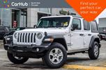 2018 Jeep Wrangler Unlimited New Car Sport Convi.,Cld Wthr.,Safety,Technology Pkgs in Thornhill, Ontario