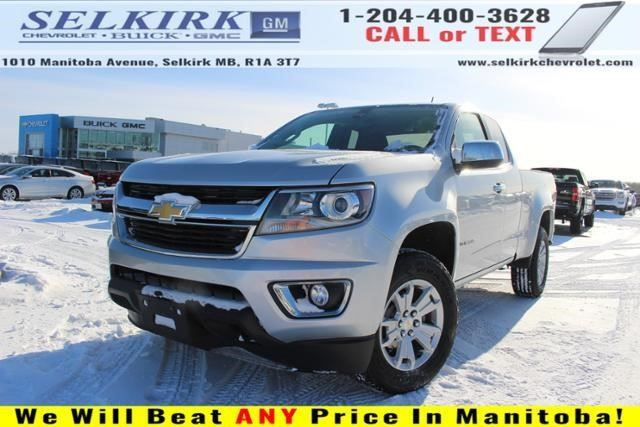 2015 Chevrolet Colorado 4WD LT in Selkirk, Manitoba