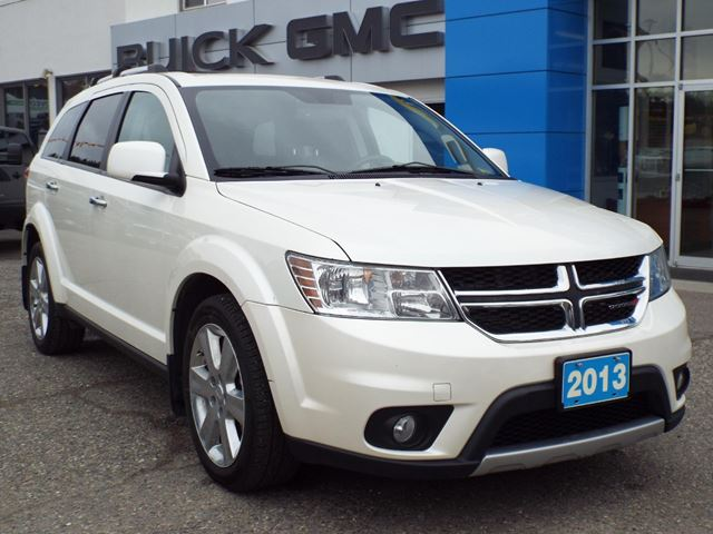2013 DODGE JOURNEY R/T in Quesnel, British Columbia