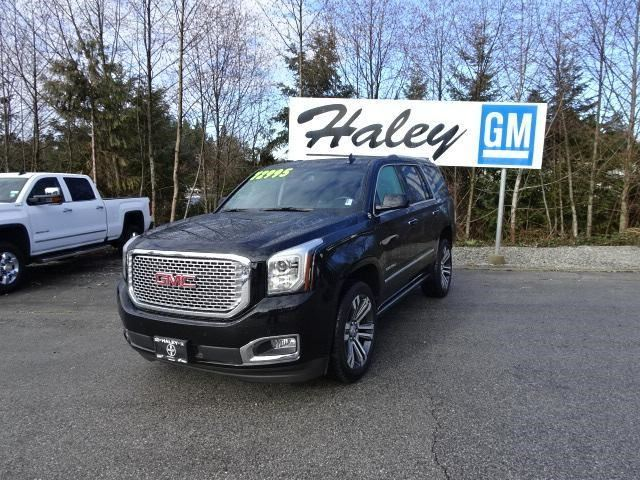2017 GMC Yukon Denali in Sechelt, British Columbia