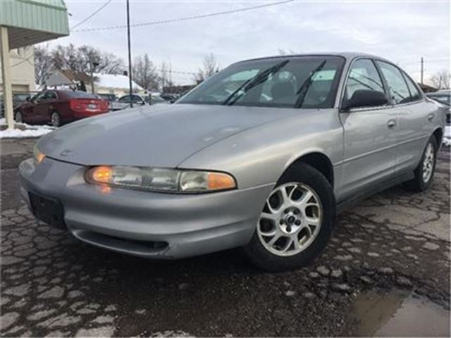 2000 OLDSMOBILE INTRIGUE GX SELLING AS IS NICE LOCAL TRADE IN in St Catharines, Ontario