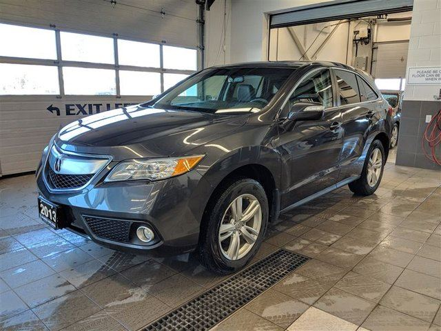 2013 ACURA RDX Technology Package/AWD/Navigation in Thunder Bay, Ontario