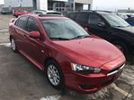 2011 Mitsubishi Lancer GT Leather, Sunroof, Rockford Fosgate Stereo in Thunder Bay, Ontario