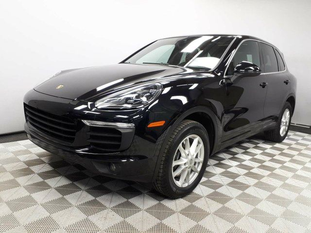 2016 PORSCHE CAYENNE Premium PLUS | H/C Seats | LED Lights | NAV in Edmonton, Alberta