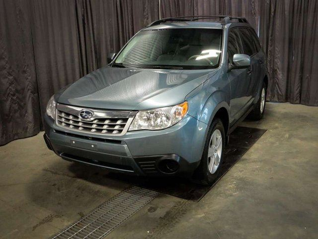 2013 SUBARU FORESTER 2.5X Touring, AWD, $175 BW in Red Deer, Alberta