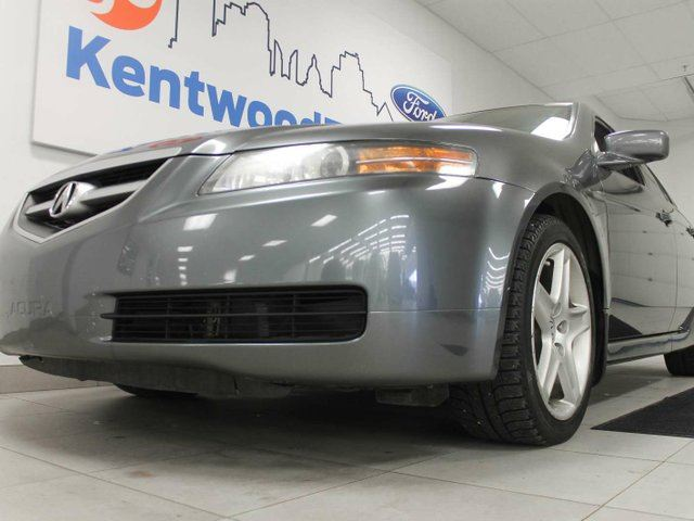 2006 ACURA TL TL- sunroof, heated power leather seats. don't be Too Late on this TL in Edmonton, Alberta