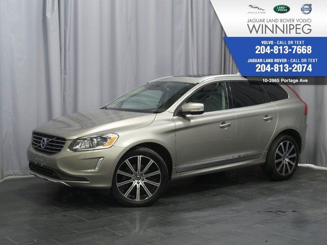 2014 VOLVO XC60 T6 *OFF LEASE AND NO ACCIDENTS* in Winnipeg, Manitoba