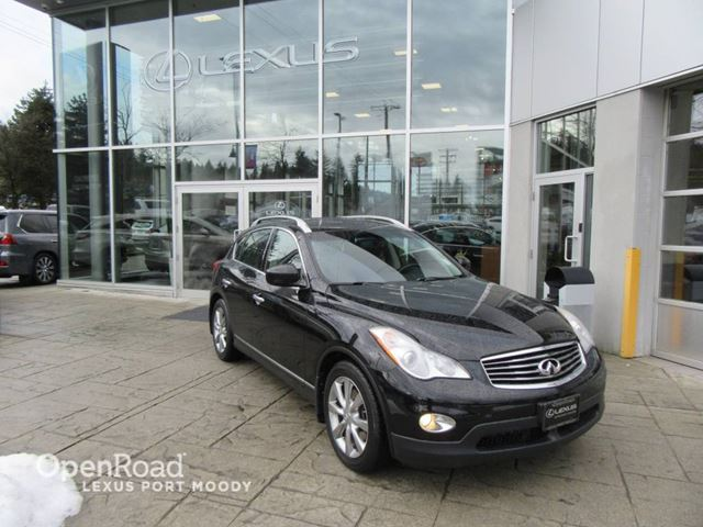 2009 INFINITI EX35 All Wheel Drive - V6 - Back Up Camera in Port Moody, British Columbia
