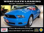 2010 Ford Mustang V6 COUPE  MANUAL   in Vaughan, Ontario