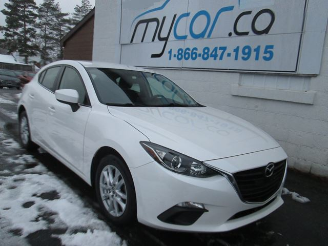 2015 MAZDA MAZDA3 GS BACK UP CAM, HEATED SEATS, ALLOY WHEELS in Richmond, Ontario