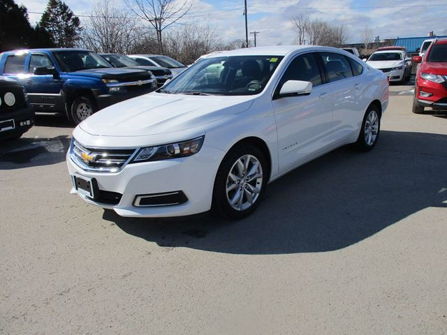 2017 CHEVROLET Impala 1LT in Richmond, Ontario