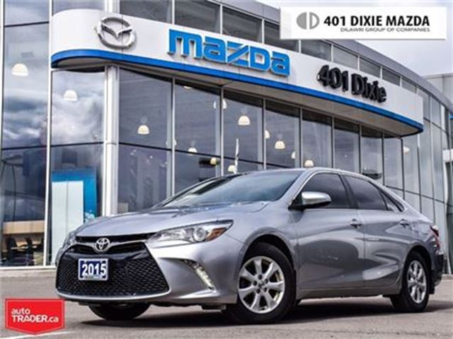 2015 TOYOTA Camry XSE,LOW FINANCE RATES, NAVIGATION in Mississauga, Ontario