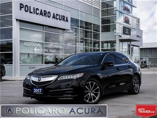 2017 ACURA TLX 3.5L SH-AWD w/Tech Pkg AWD, Technology Package, On in Brampton, Ontario