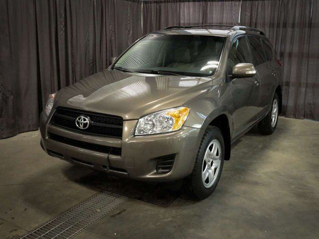 2012 TOYOTA RAV4 4 WHEEL DRIVE, LOWER KMS, 162BW in Red Deer, Alberta
