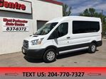 2016 Ford Transit Medium Roof **8 Passenger** in Winnipeg, Manitoba