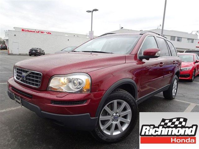 2010 VOLVO XC90 3.2 A R-Design SR (7 Seats) in Richmond, British Columbia