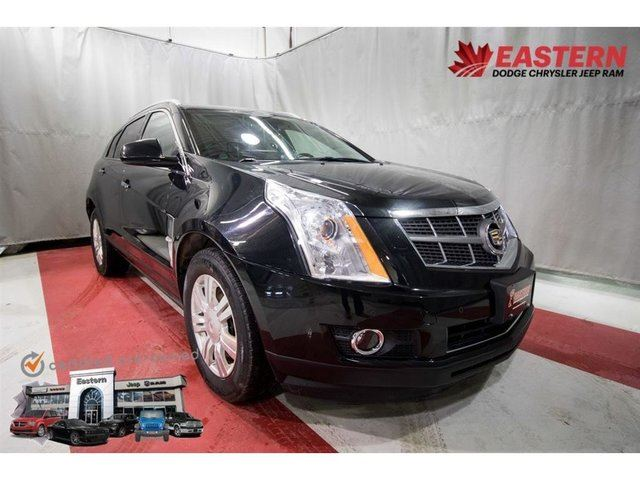 2012 CADILLAC SRX Premium Collection in Winnipeg, Manitoba