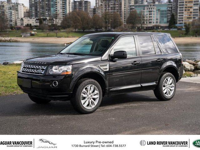 2014 LAND ROVER LR2 SE in Vancouver, British Columbia