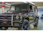 2017 Mercedes-Benz G-Class Designo  Exclusive Pkg  Chrome Bull Bar in Oakville, Ontario