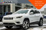 2019 Jeep Cherokee New Car Limited AWD SafetyTec,Technology,Luxury Pkgs Sunroof 18Alloys in Thornhill, Ontario