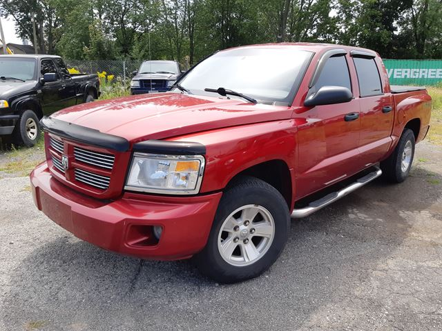 2008 Dodge Dakota SXT 4x4 in Port Colborne, Ontario