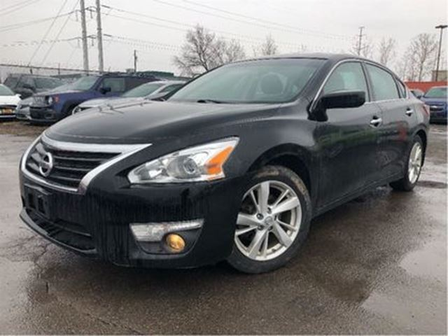 2013 NISSAN ALTIMA 2.5 SV SUN ROOF MAGS  PARKING ASSIST REAR in St Catharines, Ontario