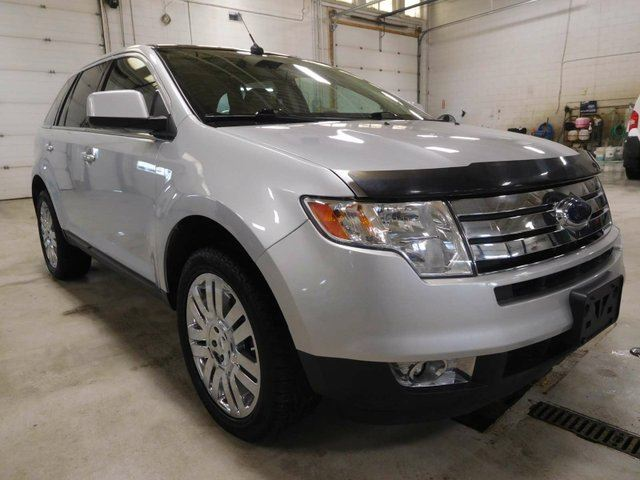 2009 FORD EDGE Limited 4D Utility AWD, Leather, Navigation in Calgary, Alberta