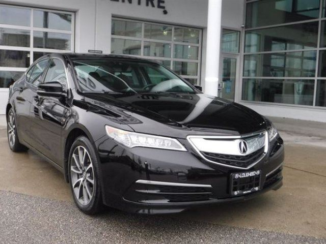 2017 ACURA TLX Tech AWD in Coquitlam, British Columbia