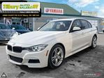 2013 BMW 3 Series 335i xDrive. LUXURY - Red interior. 300 HP in Tilbury, Ontario