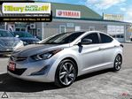 2015 Hyundai Elantra 6 Manual w/OD. SUNROOF. HEATED SEATS. in Tilbury, Ontario