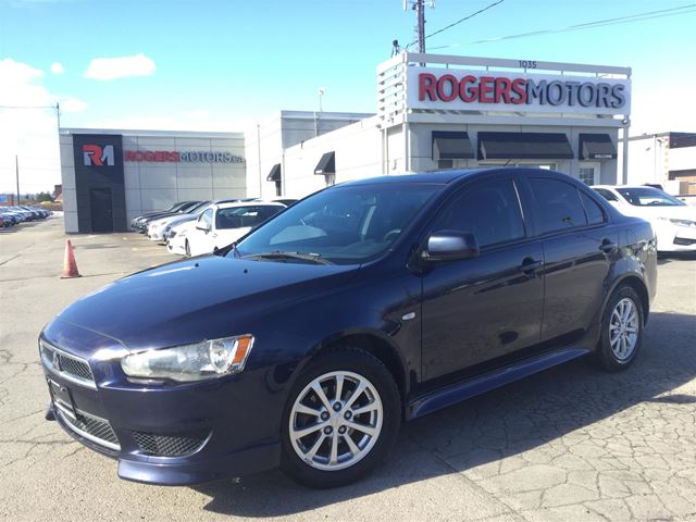 2014 MITSUBISHI LANCER ES - BLUETOOTH - HTD SEATS  in Oakville, Ontario