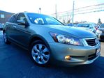 2008 Honda Accord EX-L V6  FULLY LOADED  LEATHER.ROOF  TINTED in Kitchener, Ontario