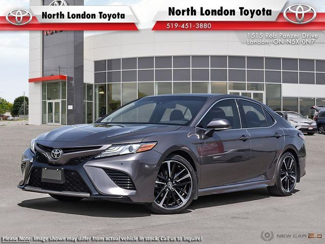 2018 TOYOTA Camry XSE V6 Company Demo in London, Ontario
