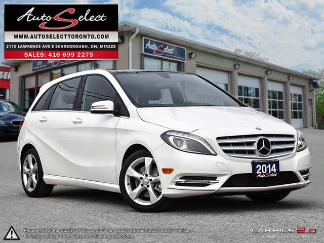2014 MERCEDES-BENZ B-CLASS B250 ONLY 87K! **BACK-UP CAMERA** CLEAN CARPROOF in Scarborough, Ontario