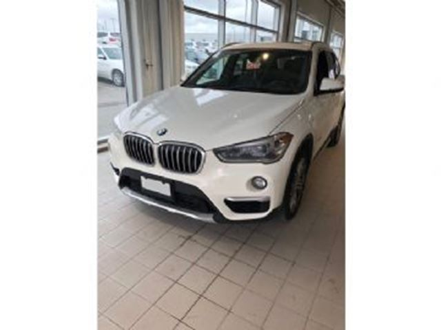 2017 BMW X1 XDrive28i White