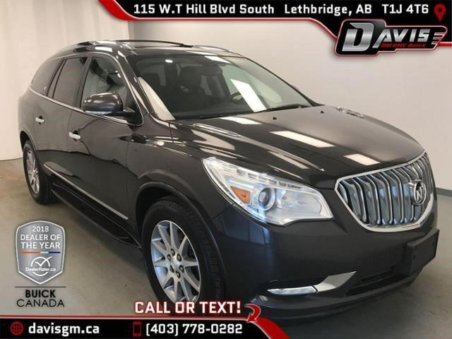 2016 BUICK ENCLAVE Leather in Lethbridge, Alberta
