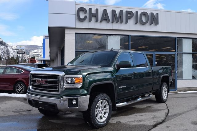 2015 GMC Sierra 1500 SLE in Trail, British Columbia
