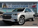 2018 Chevrolet Traverse LT+GROUPE REMORQUAGE+8 PASSAGERS in Montreal, Quebec