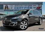 2017 Chevrolet Traverse LT+GROUPE REMORQUAGE+TOIT OUVRENT+7 PASSAGERS in Montreal, Quebec